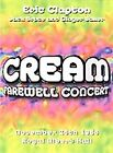 Cream - Farewell Concert (DVD, 1999)