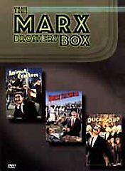 The Marx Brothers Box (DVD, 1999, DVD 3 Pack)