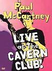 Paul McCartney - Live at the Cavern Club (DVD, 2001)