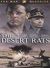 The Desert Rats (DVD, 2002, Fox War Classics)