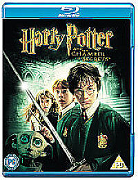 Harry Potter And The Chamber Of Secrets (Blu-ray, 2009)