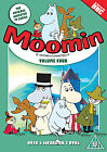 Moomin - Series 4 - Complete (DVD, 2009, 2-Disc Set, Box Set)