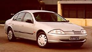 Ford Falcon Forte (2000) 4D Sedan 4 SP A...