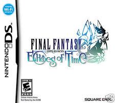 Jeux vidéo français Final Fantasy PAL