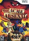 Looney Tunes: ACME Arsenal (Nintendo Wii, 2007)