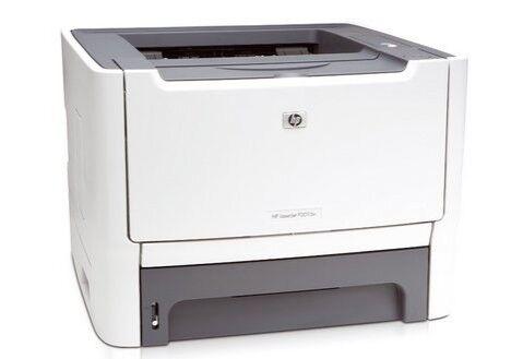 HP LaserJet P2015N Laserdrucker (CB449A) A4 s/w  26 S/Min. 22.972 S 88% T.(D186)