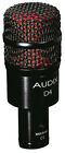 Audix D4 Dynamic Cable Professional Microphone