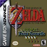 Jeux vidéo The Legend of Zelda pour Nintendo Game Boy Advance