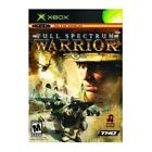 Full Spectrum Warrior (Microsoft Xbox, 2004) - European Version