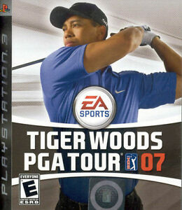 Tiger-Woods-PGA-Tour-07-Sony-PS3-Playstation-3-Video-Game-PEGI-3-PAL-UK