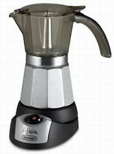 Automatic Coffee Makers with Cup Warming Surface
