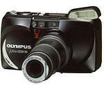Olympus Film Cameras with Shooting-Modes