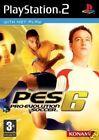 Pro Evolution Soccer 6 (Sony PlayStation 2, 2006) - European Version