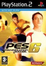 Jeux vidéo Pro Evolution Soccer pour Sport et Sony PlayStation 2