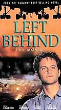 LEFT BEHIND THE MOVIE VHS VIDEO 2000 New Sealed