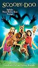 Scooby-Doo (2002 film) VHS Tapes