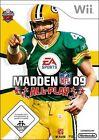 Madden NFL 09 (Nintendo Wii, 2008)
