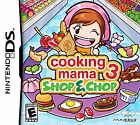 Cooking Mama 3: Shop & Chop Video Games