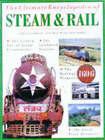 The Ultimate Encyclopedia of Steam and Rail by Colin Garratt, Max Wade-Matthews (Hardback, 1998)