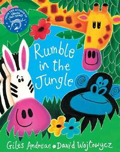 Rumble-in-the-Jungle-by-Giles-Andreae-David-Wojtowycz-Paperback-1998