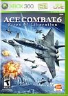 Ace Combat 6: Fires of Liberation (Microsoft Xbox 360, 2007) - European Version
