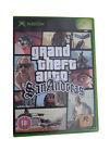 Grand Theft Auto: San Andreas (Microsoft Xbox, 2005) - US Version
