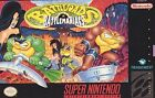 Battletoads in Battlemaniacs (Super Nintendo Entertainment System, 1994) - Japanese Version