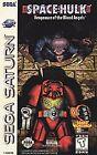 Space Hulk: Vengeance of the Blood Angels (Sega Saturn, 1996)