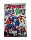 The Avengers #4 (Mar 1964, Marvel)