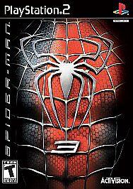 spider man 3 sony playstation 2 2007 ebay