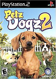 Petz-Dogz-2-Sony-PlayStation-2-2007-COMPLETE-UBISOFT-FAST-SHIPPING-PS2