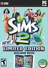 Sims 2: Limited Edition (PC, 2007)