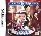 Code Lyoko: Fall of X.A.N.A. (Nintendo DS, 2008)