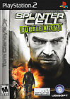 Tom Clancy's Splinter Cell: Double Agent (Sony PlayStation 2, 2006)