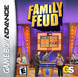 Family Feud (Nintendo Game Boy Advance, 2006)