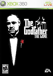 The Godfather Xbox 360 Game Only 1 I - $10.99