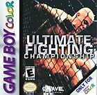 Ultimate Fighting Championship (Nintendo Game Boy Color, 2000)