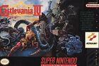 Nintendo NES Super Castlevania IV Video Games