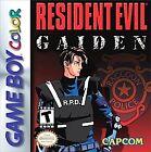 Resident Evil Gaiden (Nintendo Game Boy Color, 2002)