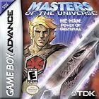 Masters of the Universe Interactive -- He-Man: Power of Grayskull (Nintendo Game Boy Advance, 2002)