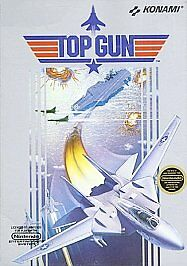 top gun nintendo game ebay