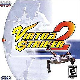 virtua striker 2 dreamcast