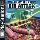 Army Men: Air Attack  (PlayStation, 1999) (1999)