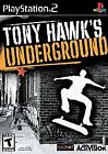 Tony Hawk's Underground (Sony PlayStation 2, 2003) - European Version