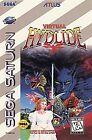 Virtual Hydlide (Sega Saturn, 1995)