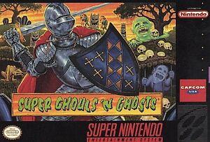 Super Ghouls N Ghosts