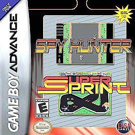 Spy-Hunter-Super-Sprint-Gba-sp-ds-lite-BRAND-NEW