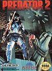 Predator 2 SEGA Video Games