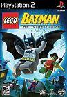 LEGO Batman: The Videogame (Sony PlayStation 2, 2008)
