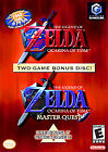 The Legend of Zelda: Ocarina of Time - Master Quest (Nintendo GameCube, 2003)